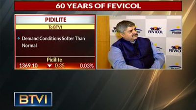 Pidilite Sees Demand Revival in Second Half Of FY20