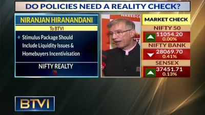 Stimulus Package Should Have Incentives For Homebuyers: Niranjan Hiranandani