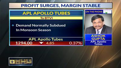 APL Apollo Tubes Aims At 25% Volume Growth For FY20
