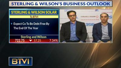 Sterling & Wilson Expects Solar Arm To Be Debt-Free By Early Next Year