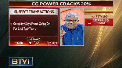 CG Power Cracks 20% After Firm Recognises 'Unauthorised Transactions'