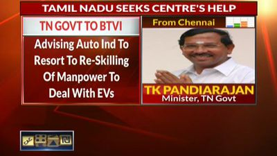 Tamil Nadu Government seeks Centre's help to prevent job losses in auto sector