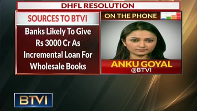 Lenders send DHFL resolution plan to RBI