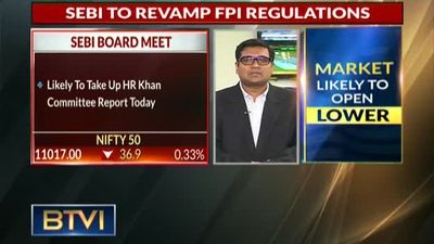 Sebi Board To Meet Today, May Look At Easing FPI Registration Process