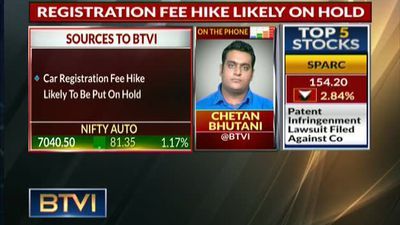 Govt Puts Car Registration Fee Hike On Hold: Sources