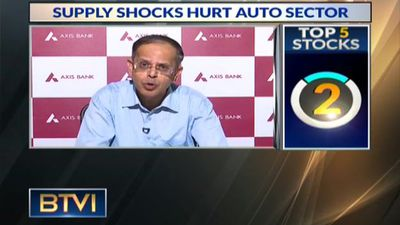 Anatomy Of Auto Sector Slowdown
