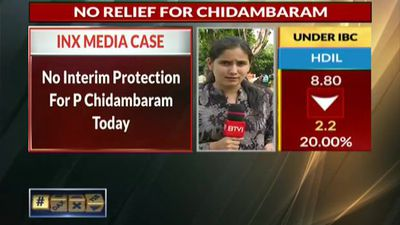 No Interim Protection for ex-FM P Chidambaram yet