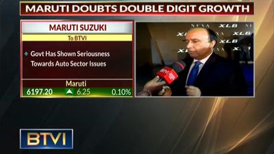 Hopeful of up-turn in sales in festive season: Maruti Suzuki