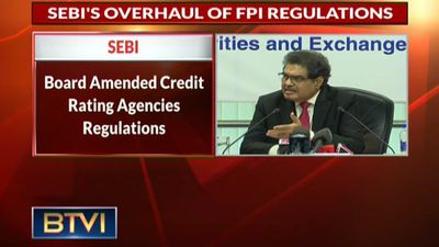 Sebi eases rules for FPIs