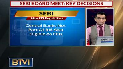 Sebi's overhaul of FPI regulations