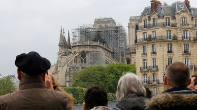 Notre Dame Rebuilding Will Take Decade or More, Expert Says