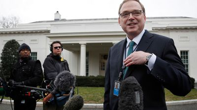White House Economic Adviser Suggests 'Anti-Tax Propaganda' to Blame for Sinking Tax Cut Popularity