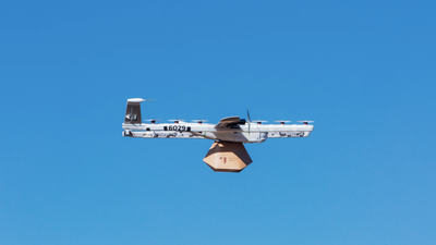 For Drone Deliveries, the Future Is Now. Sort of