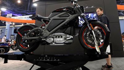 Harley Shows Off Its All-Electric Bike As It Fights Off $100 Million in EU Tariffs