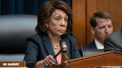 Rep. Maxine Waters to Trump: 'Just Resign and Save Us The Trouble'