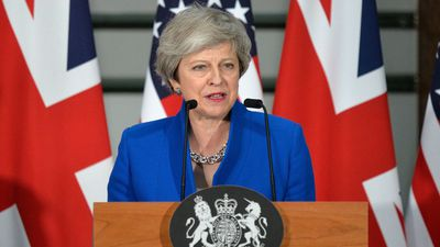 UK's Theresa May Formally Steps Down as Conservative Leader