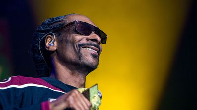 Snoop Dogg to Cheddar: Smoking Weed Helps Me Focus in Video Games