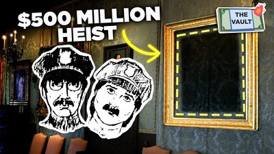 The Unsolved Mystery of The Most Valuable Art Heist Ever