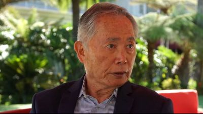 'Imprisoned in My Country': George Takei's Graphic Novel Traces Internment Camp Childhood