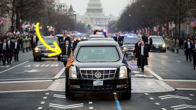 The Anatomy of the Presidential Motorcade