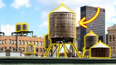 Why New York Still Uses Wooden Water Towers