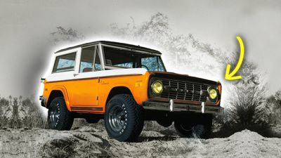 The Rise, Fall, And Rebirth Of The Ford Bronco