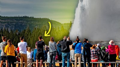 How America's National Parks Became Critically Crowded With Tourists