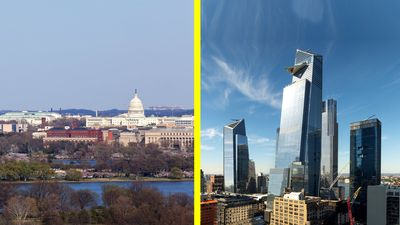 The Real Reason Washington D.C. Doesn't Have Skyscrapers