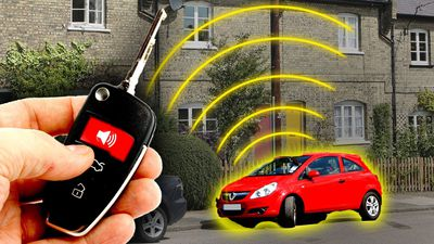 Why Obnoxiously Loud Car Alarms Aren't As Common Today