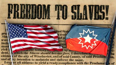 Why Juneteenth Isn't A National Holiday And Why It Should Be