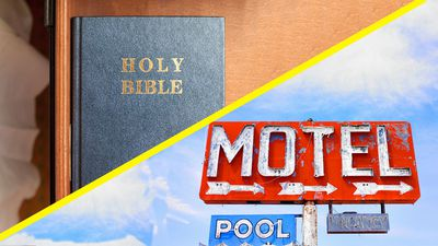 Why Hotel Rooms Have Bibles