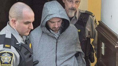 Excerpt of 911 call played at Nicholas Butcher's murder trial
