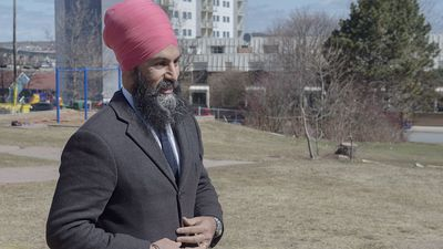 Jagmeet Singh calls for an end to random police checks