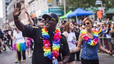 Ontario premier urges police and Pride Toronto to mend relationship