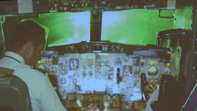 Pilot hopes new rules help 'eradicate' laser attacks on aircraft