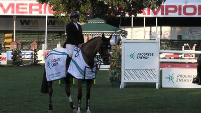 Eric Lamaze: Fine Lady in 'top form' for world equestrian games