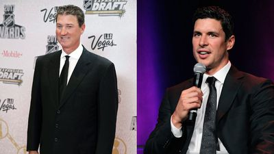 Sidney Crosby on what he learned from Mario Lemieux