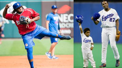 Jays prospect Guerrero Jr. on his dad becoming a Hall-of-Famer