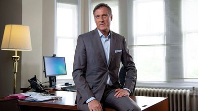 Bernier: I'm the only one who supports 'real free trade' with U.S.