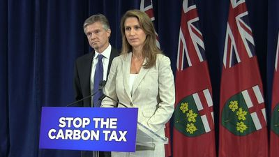 Ontario government to challenge federal carbon tax in court