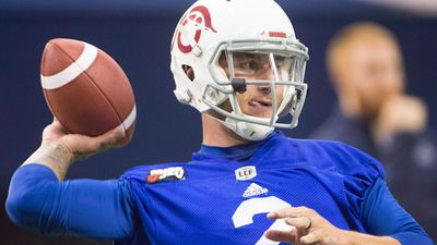 Johnny Manziel aims to be a 'solid starter' for the Alouettes