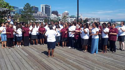 Multicultural gospel choirs promote diversity in Canada