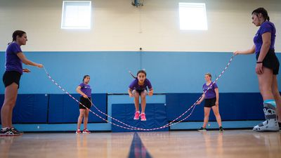 Calgary team wants rope-skipping to be an Olympic sport