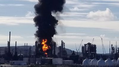 Too early to know cause of N.B. oil refinery blast: Official
