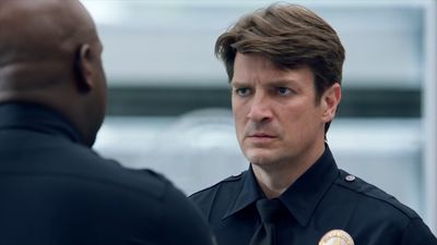 Nathan Fillion on his new series: 'People love cop shows'