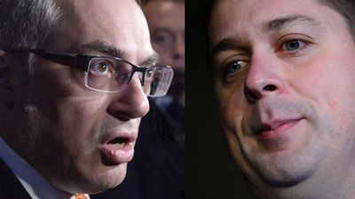 Clement's sexting was a 'terrible lapse of judgment,' says Scheer