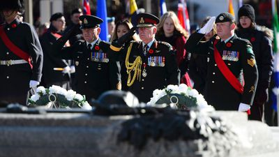 Canada's 'stabilizing' role crucial 100 years after WW1: Vance