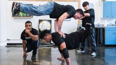 Ill-Abilities breakdancers team up with Montreal ballet company