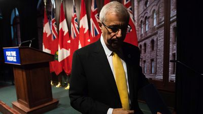 Ontario finance minister says accusations against him are false