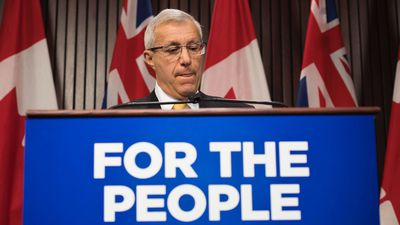 Ontario government says it cut the deficit by $500 million